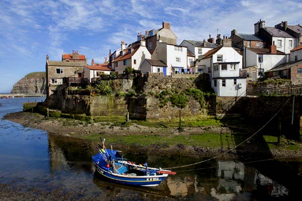 Staithes for 18th March 2013